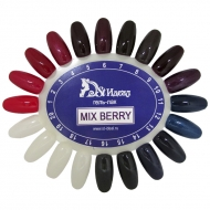 """гель-лак """"mix berry"""""""
