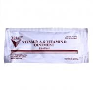 Восстанавливающий крем с vitamin A+ vitamin D с антибиотиком, 5г.