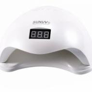 UV/ LED Лампа SUN 5 с дисплеем 48 Вт.
