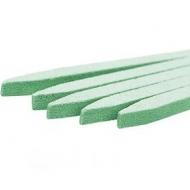 Пемза для натуральных ногтей, зеленая