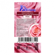 Воск пленочный синтетический для депиляции Роза гранулы 100 гр